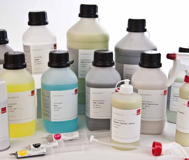 Consumables for Metallography
