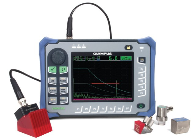Portable flaw detectors