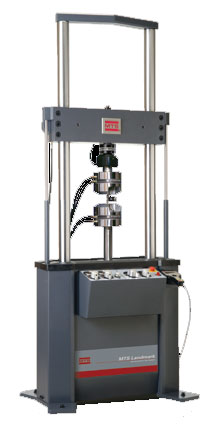 Advanced static and dynamic testing machines